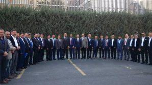 Sakarya TÜMSİAD Genel Kurula katıldı.