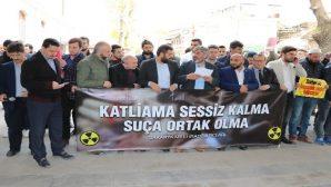 İdlib için gıyabi cenaze namazı