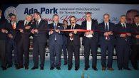 Vali Coş, Ada Park'ın Açılışına Katıldı