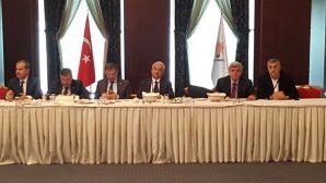 Başkan Toçoğlu,'Yeni hedeflere odaklanacağız'