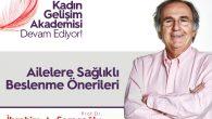 İbrahim Saraçoğlu Akademi'ye konuk oluyor