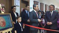 Arifiye'de Minyatür Sergisi Açılışı