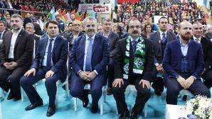 MÜSİAD Sakarya Şube Başkanı Coşkun; Erdoğan'la görüştü