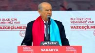 """Devlet Bahçeli Sakarya'da Konuştu""""Mevzu vatan ise ayrı düşemezdik"""""""