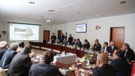 Arap Turizm Birliği Yönetimi Turizm Yatırım İmkanları İçin Sakarya'da
