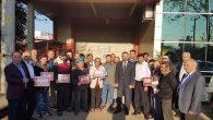 MİLLETVEKİLİ RECEP UNCUOĞLU'NDAN ARİFİYE'DE SON DAKİKA ÇALIŞMALARI