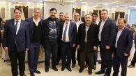 Şaban Dişli'yi tebrik ederek, Referandum'u değerlendirdiler