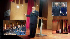 ŞEVKİ YILMAZ HOCA ARİFİYE'LİLERE HİTAP ETTİ