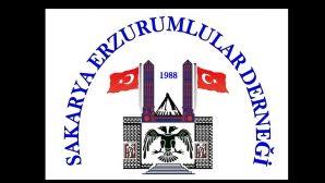 Sakarya Erzurumlular Derneği Kongresi Pazar Günü