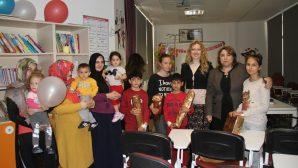 Hasta Çocuklara 23 Nisan Ziyareti