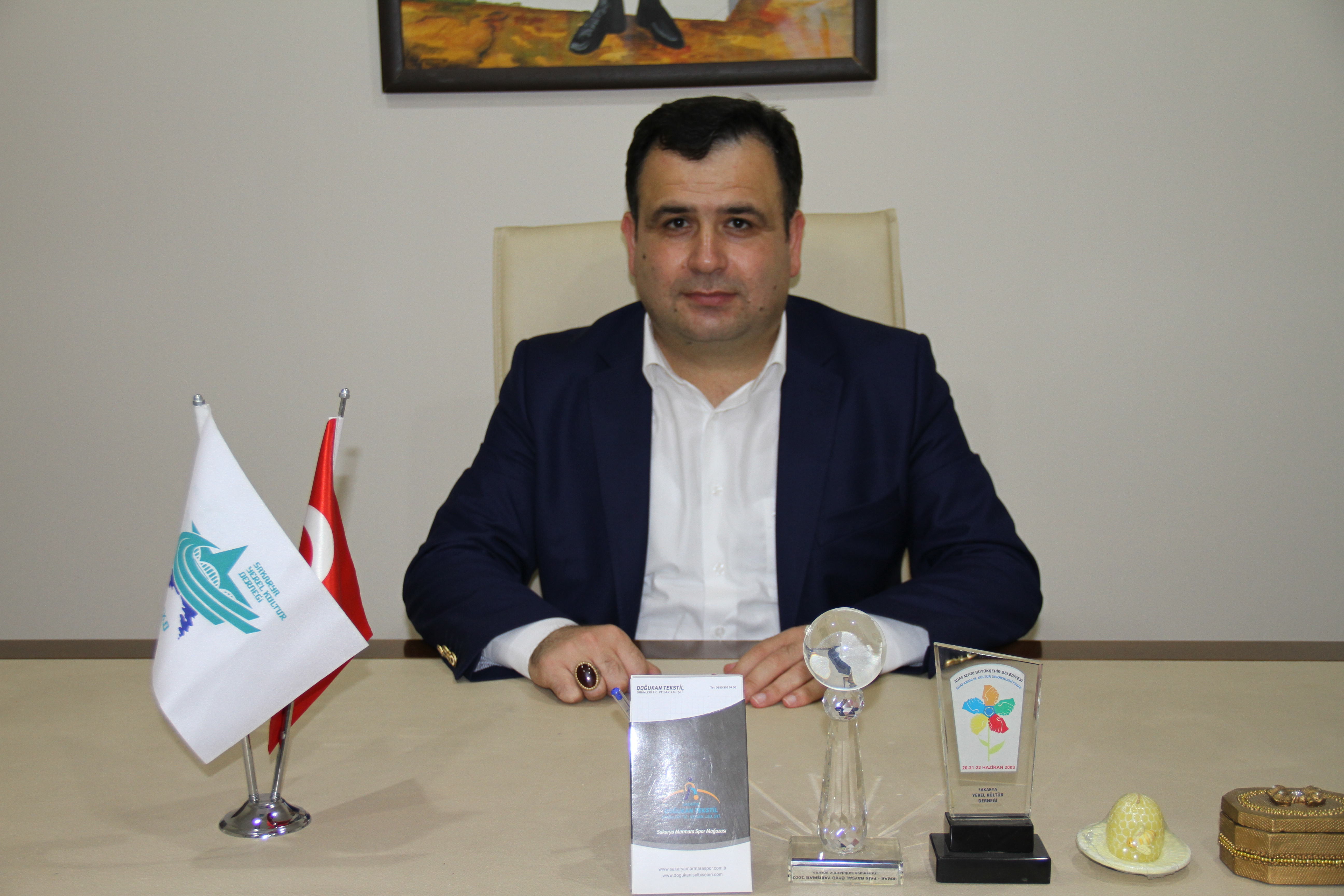 """SYKD Başkanı Necmettin Kırık """"Tek Kazanan Milletimiz"""""""