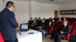Arifiye Belediyesinde 'TAMP Sakarya Bilgilendirme Toplantısı' yapıldı.