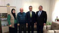 Şehit Ailelerine Ziyaretler  devam ediyor