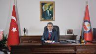 Kaymakam Yazıcı'dan'1 Mayıs Emek ve Dayanışma Günü'Mesajı.