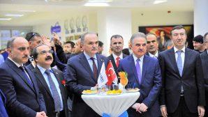 Bakan Faruk Özlü'nün Teknokent Ziyaretinden