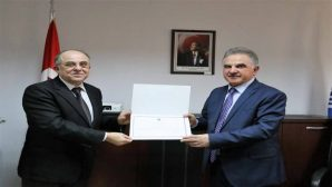 Yeni Dekan Prof. Dr. Mehmet Tayfun Amman