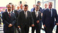 AYM Başkanından Vali Coş'a ziyaret