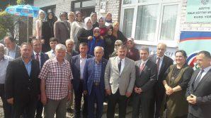 Arifiye Hanlı Mahallesi Giyim Kursu Sergisi açıldı