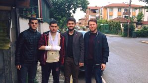 Arifiye Ak Gençlik Engelli Vatandaşlarımızı ziyaret ediyor