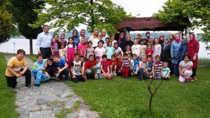 Arifiye Bekir Sıtkı'nın 4-F sınıfı öğrencileri piknik yaptı