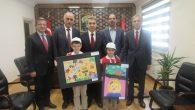 Arifiye Bekir Sıtkı'dan Resim yarışmasında İki Birincilik
