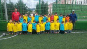 Arifiye İlkokullar arası futbol şenliği başladı