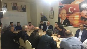 MHP Serdivan İlçeden Arifiye'ye ziyaret