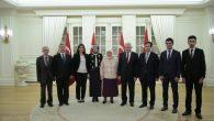 Veysel Safitürk Hoca Başbakanla İftar açtı