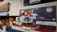 Uluslararası Yüzme Şampiyonasında başarı