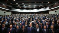 Cumhurbaşkanı Erdoğan Ak Parti'de