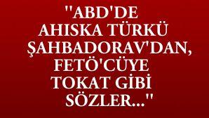 'ELİNİ SIKMAM SEN HAİNLİK YAPIYORSUN'