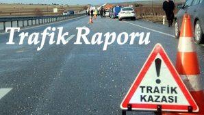 Nisan Ayı Trafik Raporu