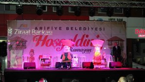 Arifiye'de Ramazan Etkinliklerine yoğun ilgi