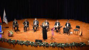 SAÜ Devlet Konservatuarı, eğitim öğretim yılının son konserini verdi.