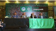 Sakaryaspor'un 2.ligde fazla kalmaya niyeti yok