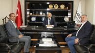 MARKA Genel Sekreteri Çöpoğlu'na hayırlı olsun ziyareti