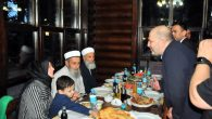 Asım Hoca Akşehir'de gelini ve torunu ile şehit ailelerinin iftarına katıldı