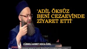 CÜBBELİ AHMET HOCA TGRT HABERDE AÇIKLADI