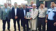 Asım Safitürk Hoca son görev yaptığı köyü ziyaret etti