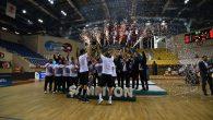 Şampiyon Sakarya Büyükşehir Belediyespor