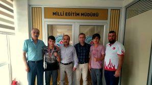 Arifiye Mesleki ve Teknik Anadolu Lisesi başarıya doymuyor.