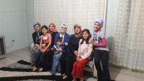 Arifiye Ak Kadınlar Güney ailesine misafir oldu