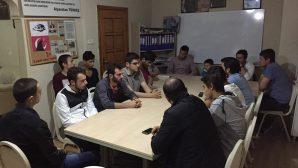 MHP Arifiye ilçede şehidlerimize okuma yapıldı