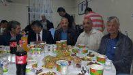 Ahmediye'de rahmeti bol iftar yemeği