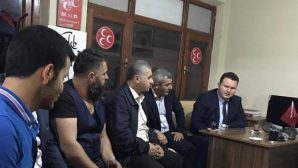 MHP İL BAŞKANI BÜLBÜL 'ARİFİYE'DE ÇOK ŞEY DEĞİŞECEK'