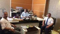 Serdivan Belediye Başkanını ziyaret ettiler