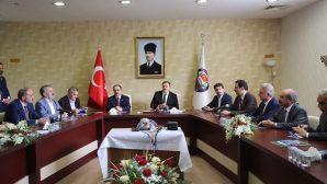 """Bakan Eroğlu"""" Sakarya bundan sonra inşallah tabiat ve turizm ile de anılacak"""""""