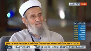 ASIM SAFİTÜRK HOCA SAHURDA TVNET'E KONUK OLDU