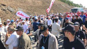 CHP'nin Adalet Yürüyüşü Sakarya'da