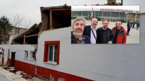 SAÜ'lü Akademisyenler Deprem Raporunu Yayımladı